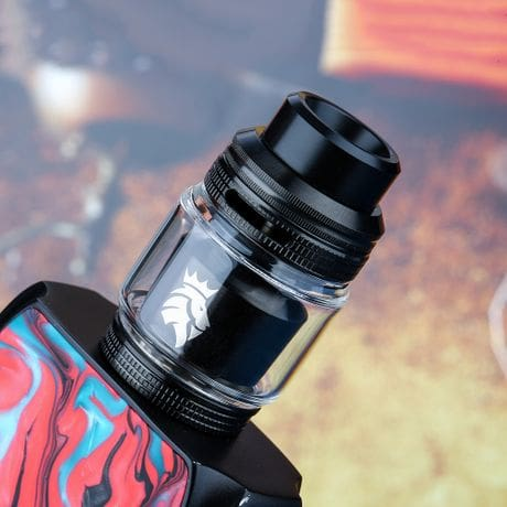 Kaees Salomon 3 RTA 5.5ml Tank Blue