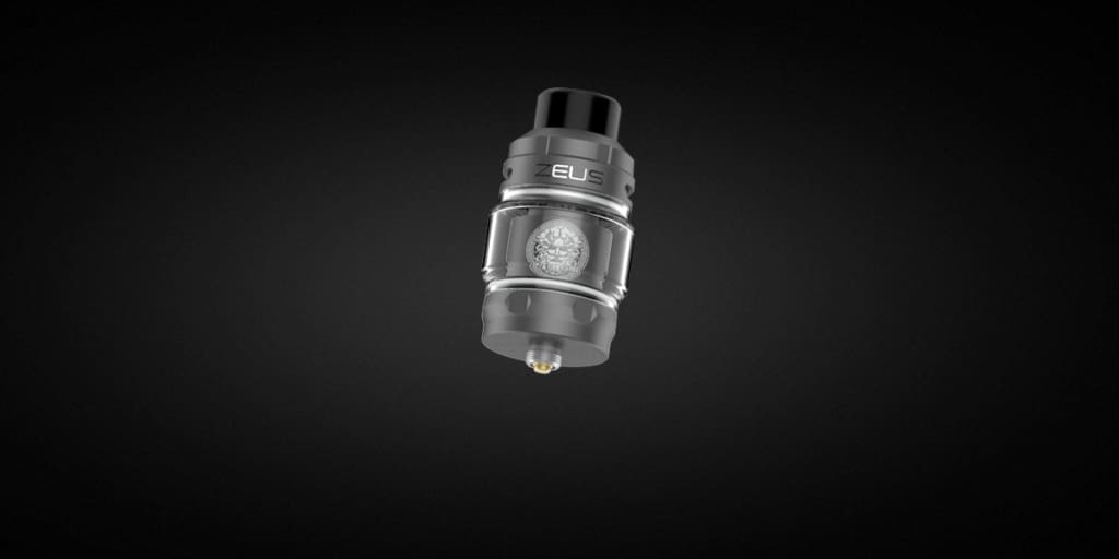 zeus sub ohm tank changing coil