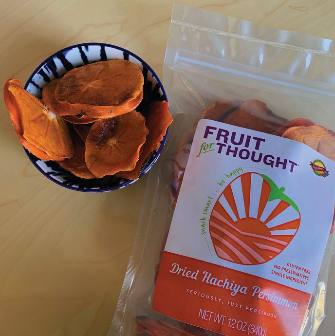 New Product Alert: Dried Persimmons!