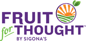 Fruit For Thought by Sigona's