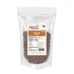 Premium Dry Roasted Almonds Multi-Serving Bags
