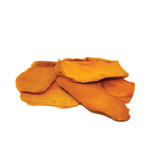 Load image into Gallery viewer, Organic Dried Mango Snack Packs & Multi-Serving Bags