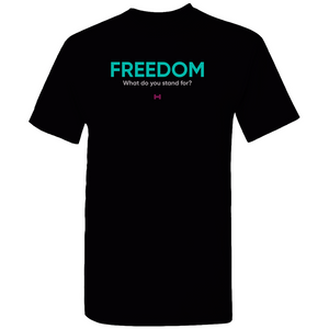 Freedom T-Shirt (Teal)