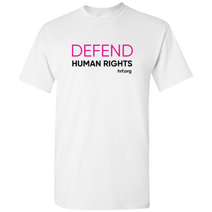 Defend T-Shirt (Pink)