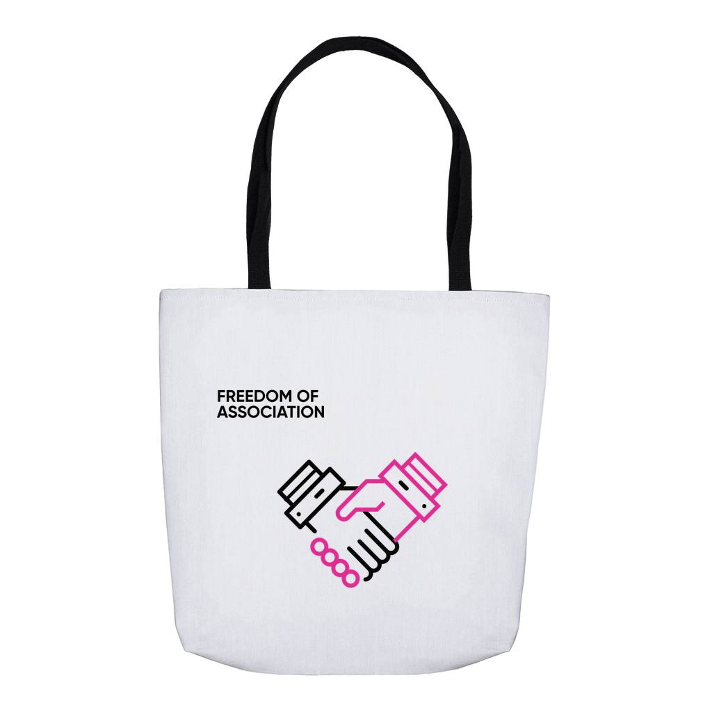 All Freedoms Tote (Freedom of Association)