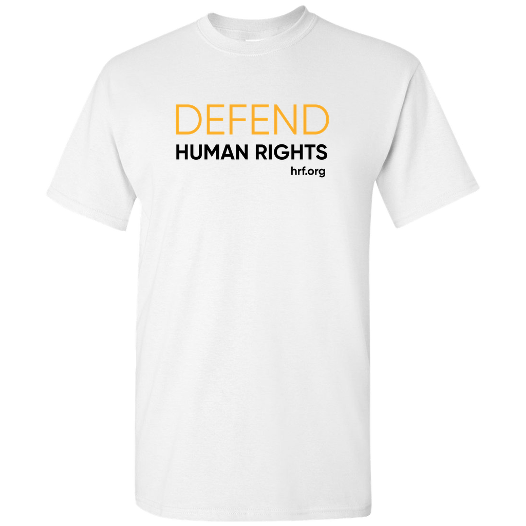 Defend T-Shirt (Yellow)