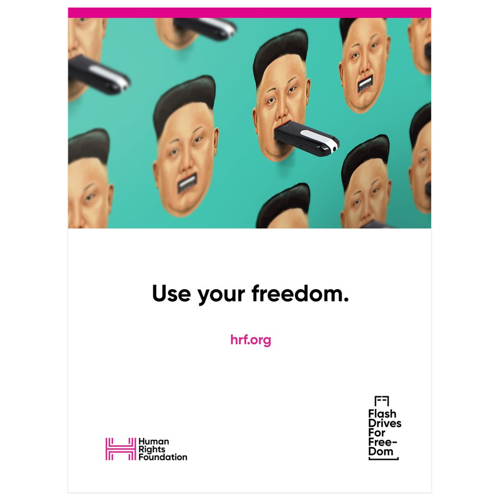 Use Your Freedom Poster