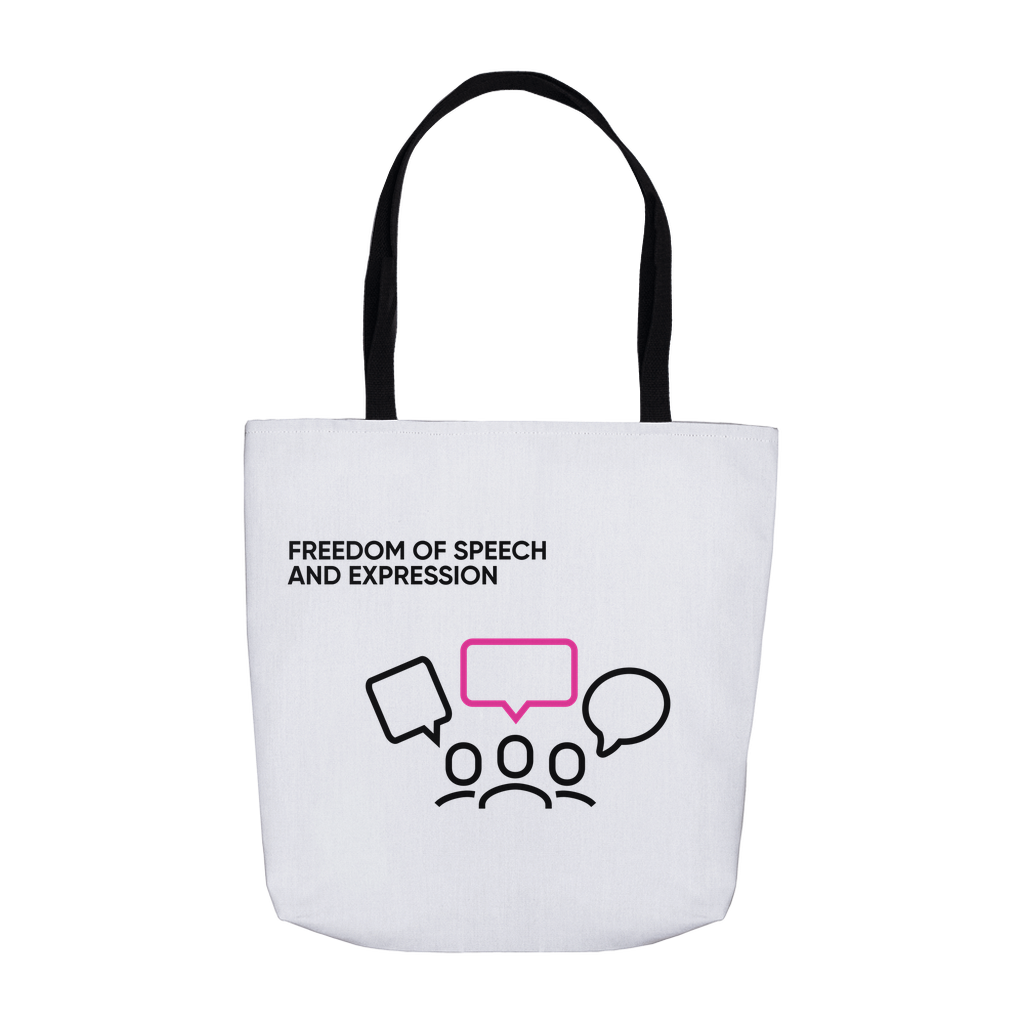 All Freedoms Tote (Free Speech)
