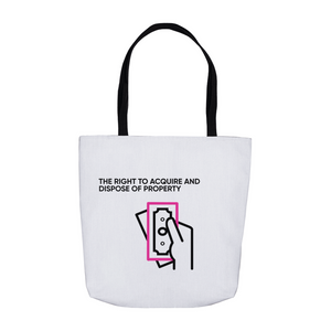 All Freedoms Tote (Property Rights)