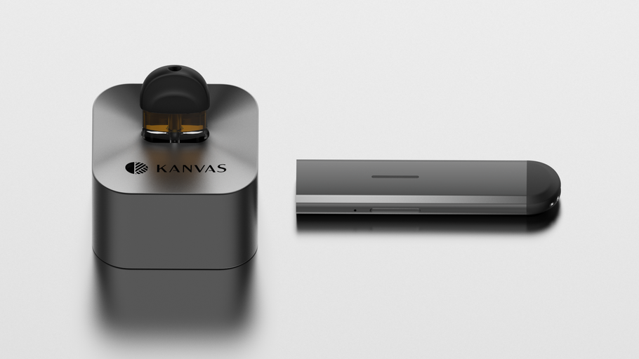 """If Q designed vapes for James Bond, they would be Kanvas devices"""