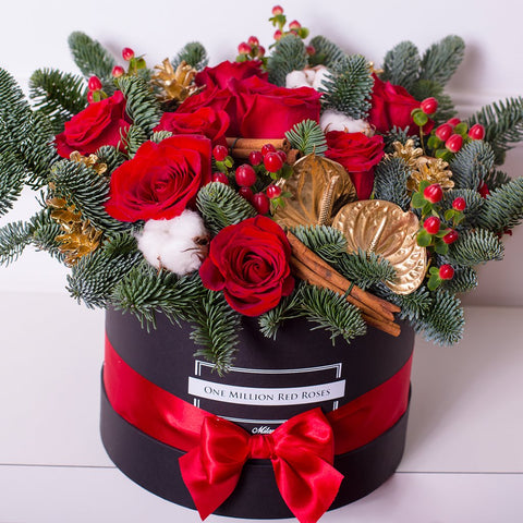 Christmas Collection - Medium Box - Mix Natale - Scatola Nera
