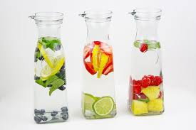 8 Infused Water Recipes for Detox & Weight Loss (Can be used for fruit infuser water bottles)