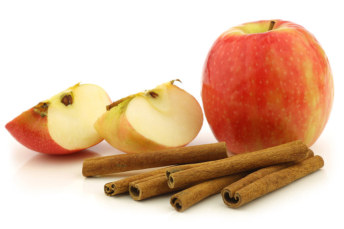 Apple Cinnamon Infused Spa Water Recipe for Detox and Fat Loss