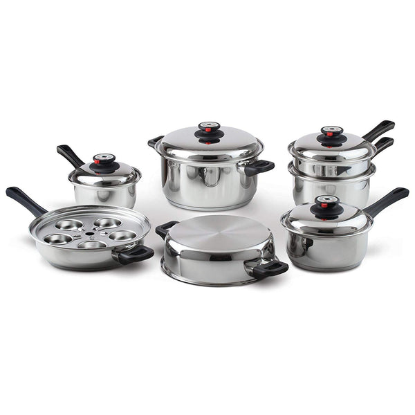 waterless cookwater set