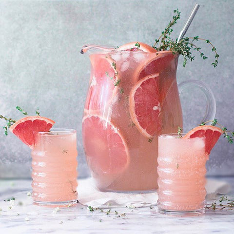 Grapefruit Infused Detox Water Recipe for The H2O Drink More Water Fruit Infuser Water Bottles Buy Online Infusion Infused h20 Review best Top