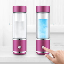 Load image into Gallery viewer, 2019 SPE/PEM 3rd Gen Latest Japan Membrane | Portable Hydrogen Water Generator Bottle | USB Rechargeable Ionizer-The H2O™ Water Bottles-The H2O™ Water Bottles - Buy Now Order For Sale Best Price Online Shop Purchase Review Amazon Walmart Best Buy Free Shipping