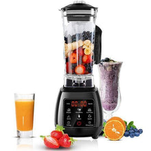 Load image into Gallery viewer, 2200W 3HP Heavy Duty Fruit Blender Mixer, Food Processor 70 oz | Commercial & Home | New Touchscreen-The H2O™ Water Bottles-The H2O™ Water Bottles - Buy Now Order For Sale Best Price Online Shop Purchase Review Amazon Walmart Best Buy Free Shipping
