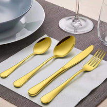 Load image into Gallery viewer, Stainless Steel Flatware Set | 20 Piece