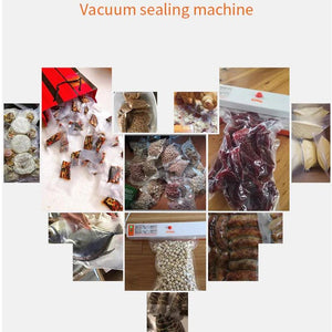 Automatic Vacuum Sealer | Easy One-Button Food Packing Machine with 15 Free Sealer Bags-The H2O™ Water Bottles-The H2O™ Water Bottles - Buy Now Order For Sale Best Price Online Shop Purchase Review Amazon Walmart Best Buy Free Shipping
