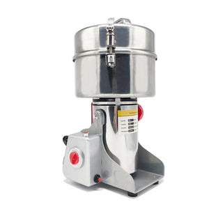 Grain Grinder Mill Stainless Steel Electric High-Speed Powder Machine | Cereals Grain Flour Mill Herb Spice Pepper Coffee Grinder, Pulverizer | Commercial & Home (700G)-The H2O™ Water Bottles-The H2O™ Water Bottles - Buy Now Order For Sale Best Price Online Shop Purchase Review Amazon Walmart Best Buy Free Shipping