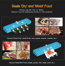 Load image into Gallery viewer, Professional Electric Vacuum Sealer with Built-in Cutter | Food Packing Machine with 10 Cooking Bags-The H2O™ Water Bottles-The H2O™ Water Bottles - Buy Now Order For Sale Best Price Online Shop Purchase Review Amazon Walmart Best Buy Free Shipping