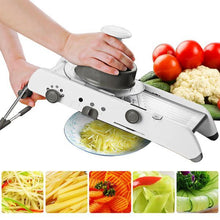 Load image into Gallery viewer, Professional Heavy Duty Vegetable Cutter & Mandoline Slicer with Adjustable Stainless Steel Blades-The H2O™ Water Bottles-The H2O™ Water Bottles - Buy Now Order For Sale Best Price Online Shop Purchase Review Amazon Walmart Best Buy Free Shipping