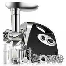 Load image into Gallery viewer, 2800W High Speed Cetrified Pro Meat Grinder | Sausage Stuffer