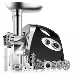 2800W High Speed Cetrified Pro Meat Grinder | Sausage Stuffer