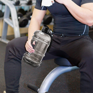 The H2O™ Big Size BPA Free Gym Water Bottle Large Capacity 73 oz-The H2O Water Bottles-The H2O™ Water Bottles - Buy Now Order For Sale Best Price Online Shop Purchase Review Amazon Walmart Best Buy Free Shipping