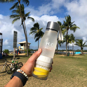 The H2O™ Drink More Water | Lemon & Fruit Infuser Water Bottle 22 oz-h2owaterbottles-The H2O™ Water Bottles - Buy Now Order For Sale Best Price Online Shop Purchase Review Amazon Walmart Best Buy Free Shipping