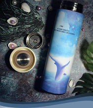 Load image into Gallery viewer, The H2O™ Fantasy Series | Stainless Steel Vacuum Insulated Coffee and Tea Mug with Filter 16 oz-The H2O™ Water Bottles-The H2O™ Water Bottles - Buy Now Order For Sale Best Price Online Shop Purchase Review Amazon Walmart Best Buy Free Shipping