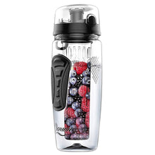 Load image into Gallery viewer, The H2O™ PLUS Easy Grip Fruit Infuser Water Bottle 32 oz-The H2O Water Bottles-The H2O™ Water Bottles - Buy Now Order For Sale Best Price Online Shop Purchase Review Amazon Walmart Best Buy Free Shipping