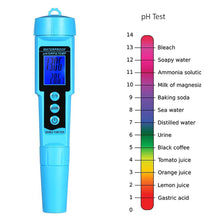Load image into Gallery viewer, Water Quality Tester, Professional 3 in 1 pH/ORP/TEMP Meter | Digital Multi-Function Quality Monitor-The H2O™ Water Bottles-The H2O™ Water Bottles - Buy Now Order For Sale Best Price Online Shop Purchase Review Amazon Walmart Best Buy Free Shipping