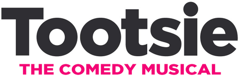 Tootsie The Comedy Musical Store mobile logo