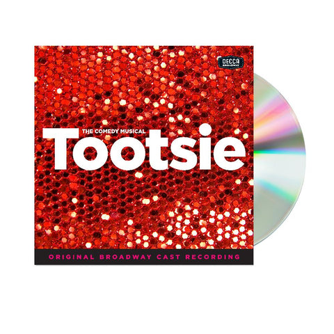 Tootsie Original Broadcast Recording CD