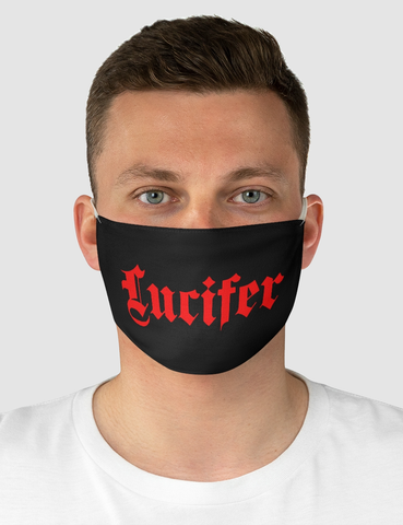 Lucifer | Fabric Face Mask