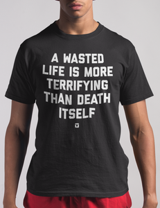 A Wasted Life T-Shirt - OniTakai