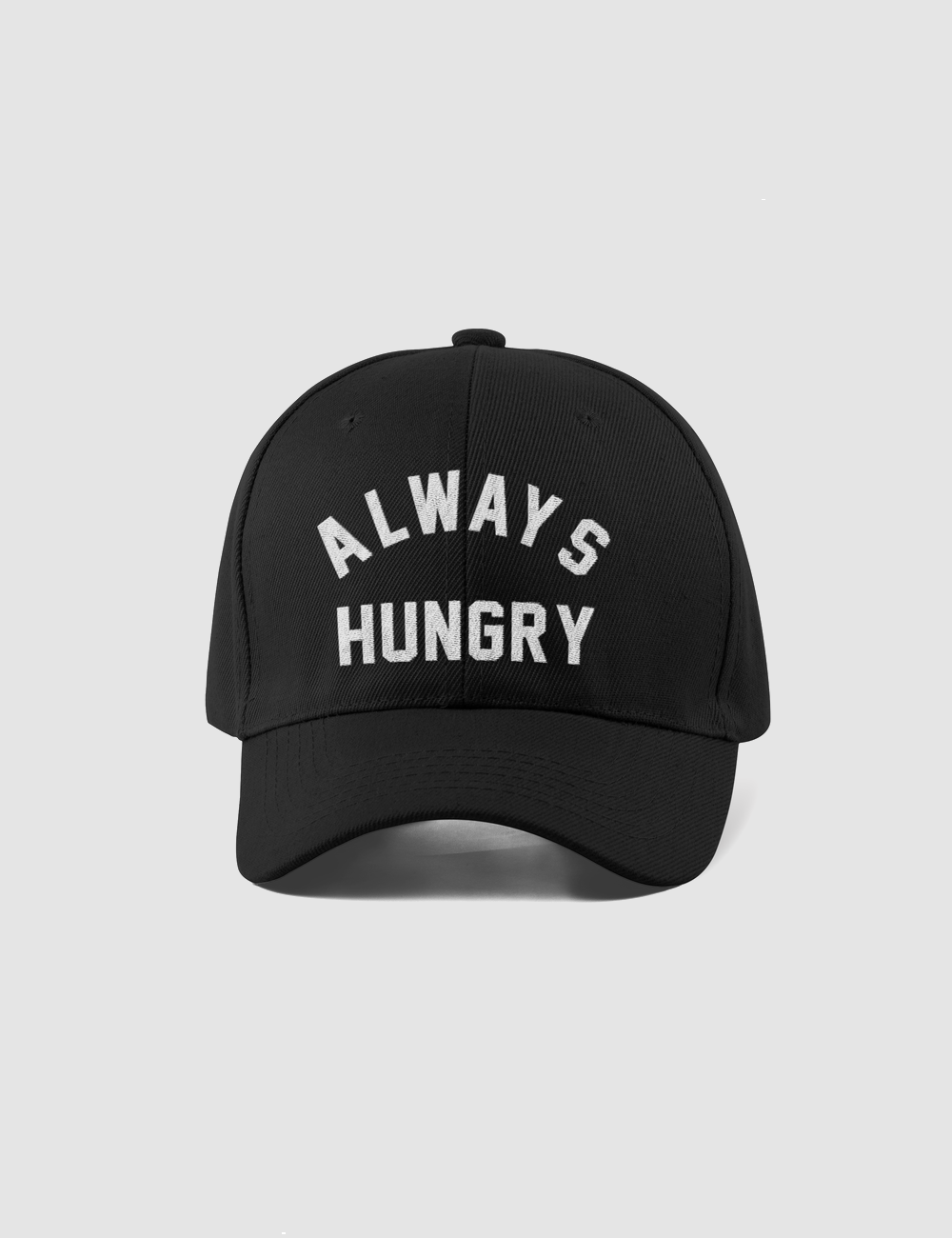 Always Hungry | Closed Back Flexfit Hat