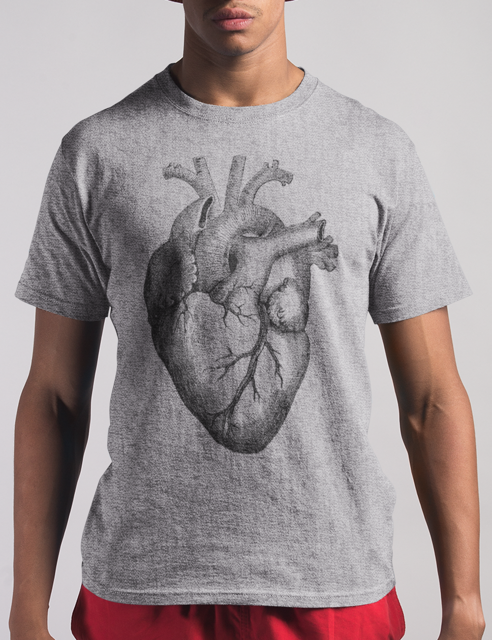 Anatomical Heart | T-Shirt