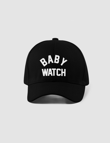 Baby Watch | Closed Back Flexfit Hat