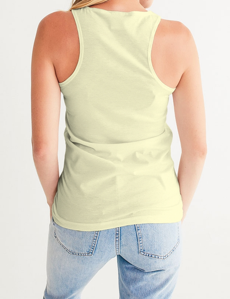La Crème | Women's Premium Fitted Tank Top