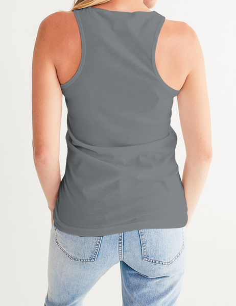Steel Classic | Women's Fitted Sublimated Tank Top
