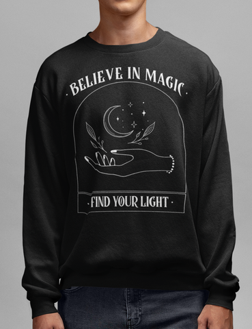 Believe In Magic | Crewneck Sweatshirt