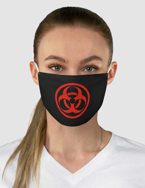 Biohazard | Fabric Face Mask