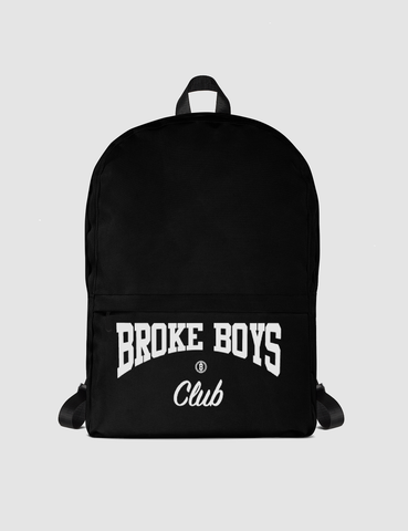 Broke Boys Club | Backpack