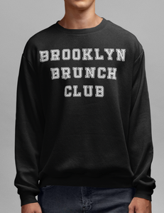 Brooklyn Brunch Club Crewneck Sweatshirt - OniTakai