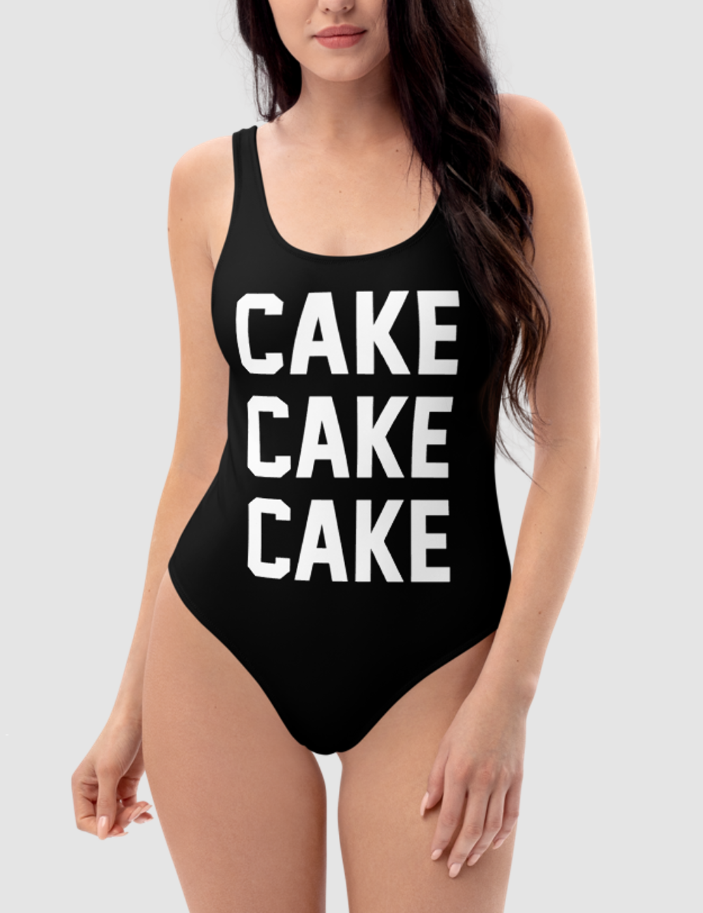 Cake Cake Cake | Women's One-Piece Swimsuit