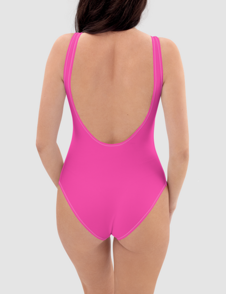 California | Women's One-Piece Swimsuit