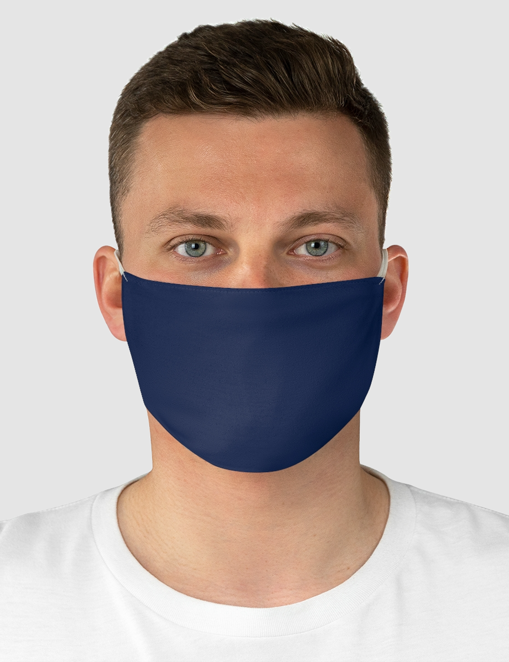 Classic Navy | Fabric Face Mask