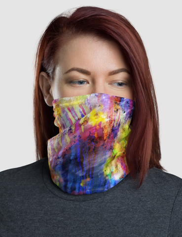 Colorful Abstract | Neck Gaiter Face Mask